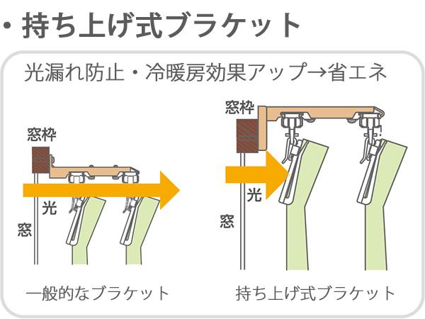 アルミ製 伸縮カーテンレール